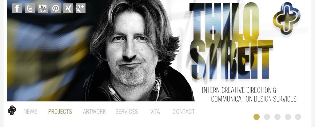 Thilo Streit - International Creative Direction & Communication Design Services